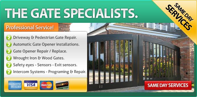 Gate repair Duarte CA